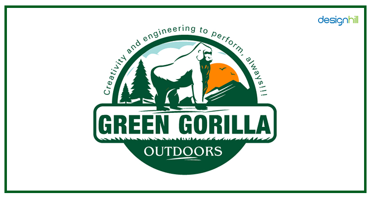 Green Gorilla Outdoors