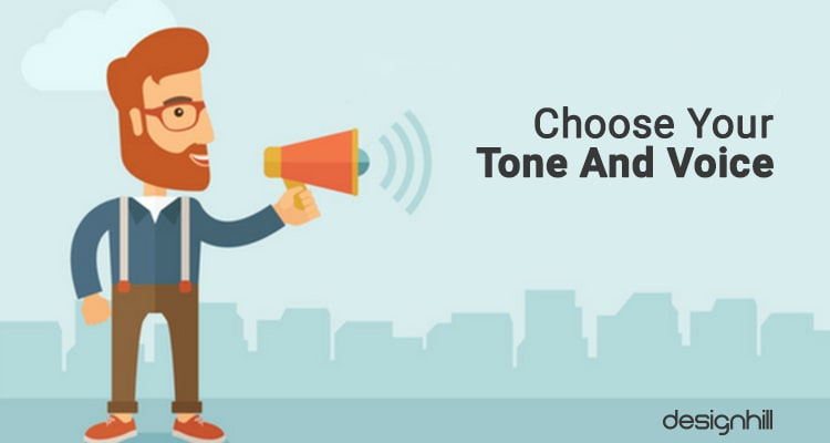 Choose Your Tone And Voice