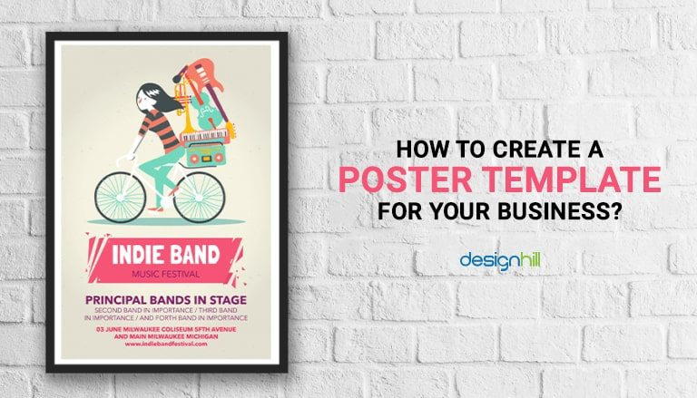 Create A Poster Template