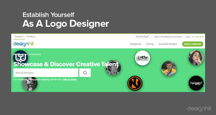 Establish Yourself As A Logo Designer