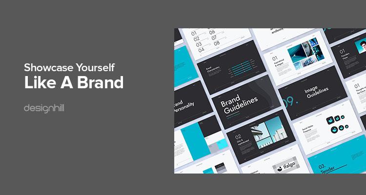 Showcase Yourself Like A Brand