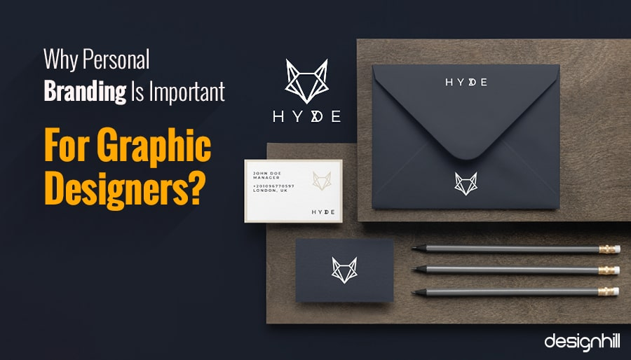 Why Personal Branding Is Important For Graphic Designers?