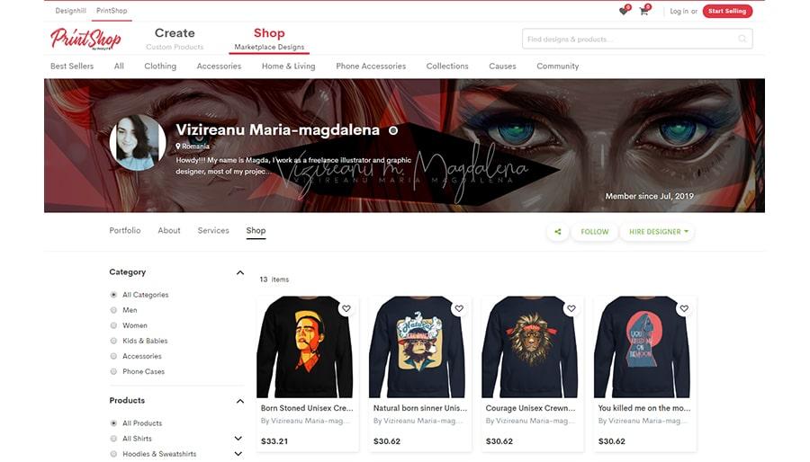 Magda Shop