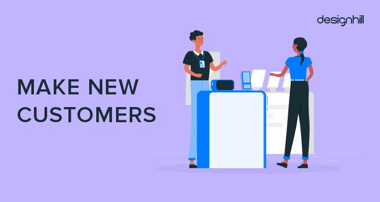 Make New Customers