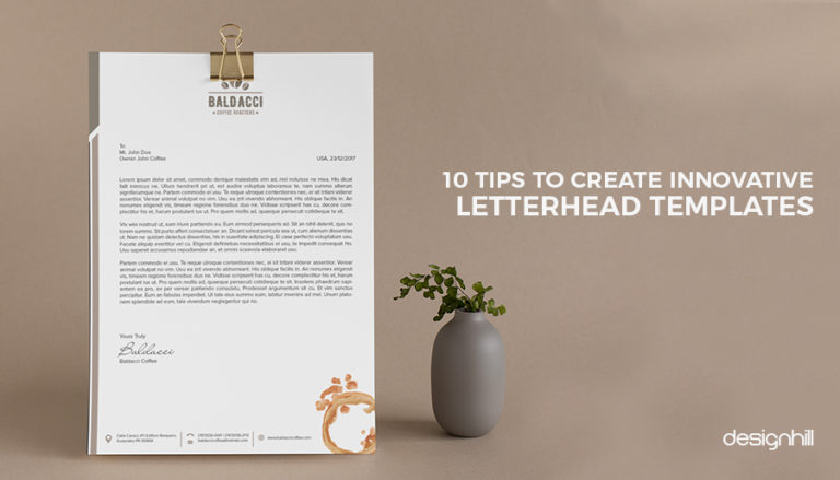 Innovative Letterhead Templates