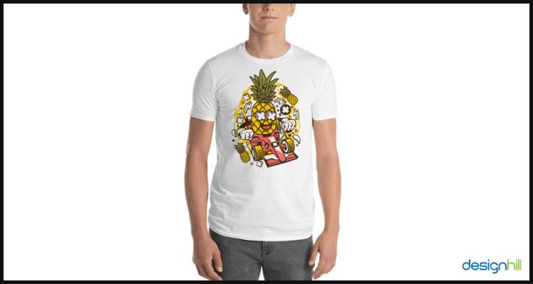 Formula Racer Men's Premium T-Shirt