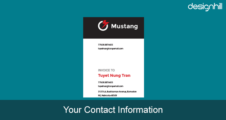 Your Contact Information