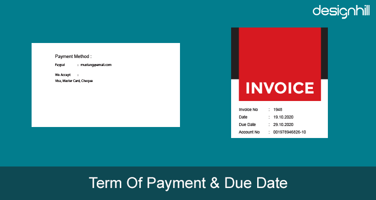 Term Of Payment