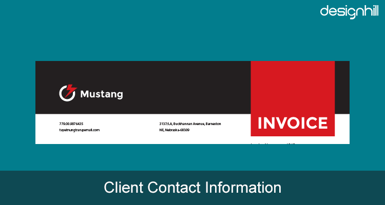 Client Contact Information