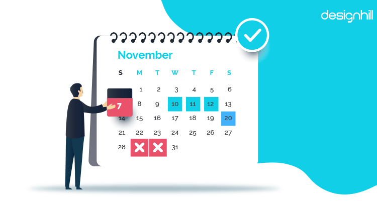 Commit To Your Marketing Calendar