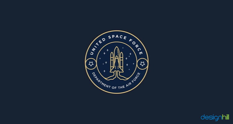 United States Space Logo