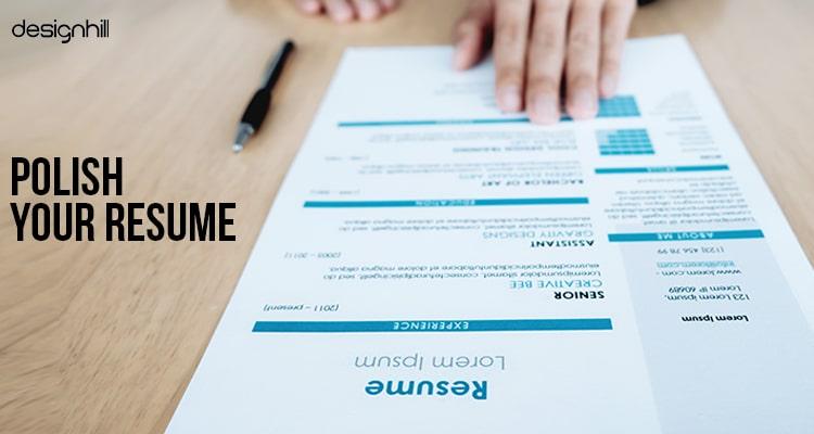 Polish Your Resume
