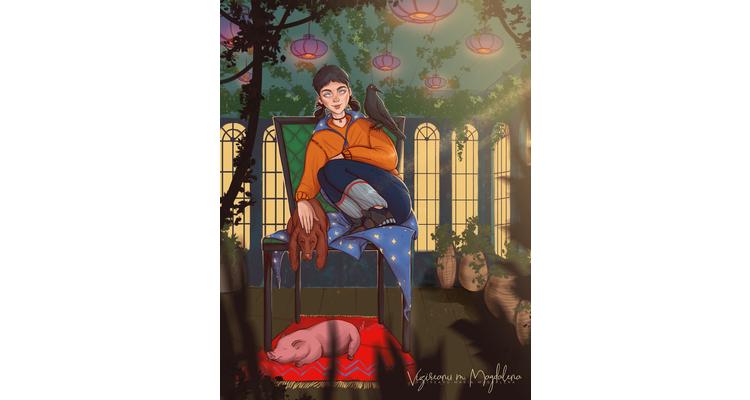 Magda Artwork