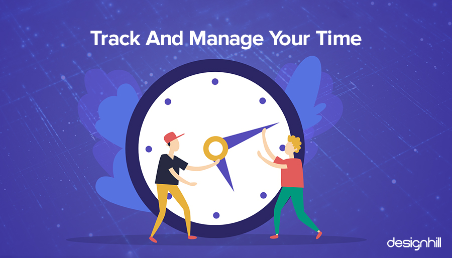 Track And Manage Your Time