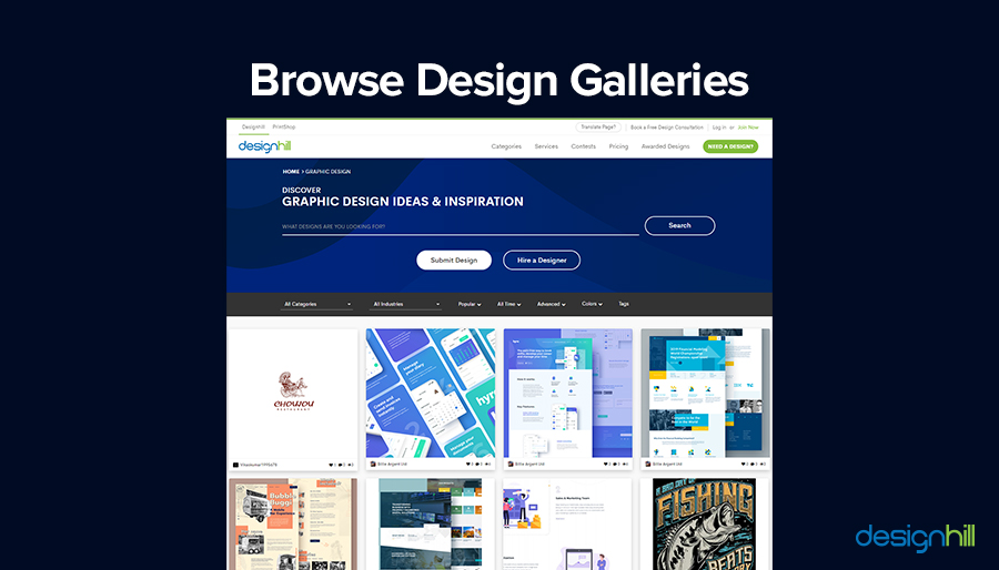 Browse Design Galleries