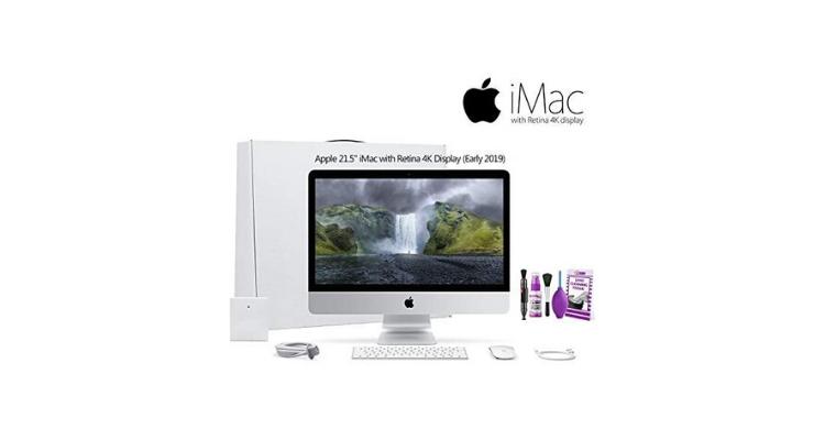 New Apple iMac Retina 4K Display