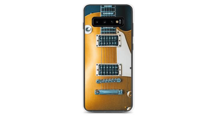 Electric Guitar Samsung Case