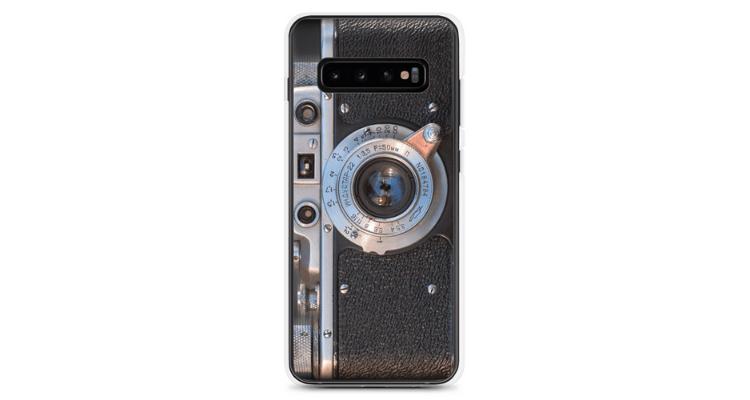 Retro SLR Camera Phone Cases