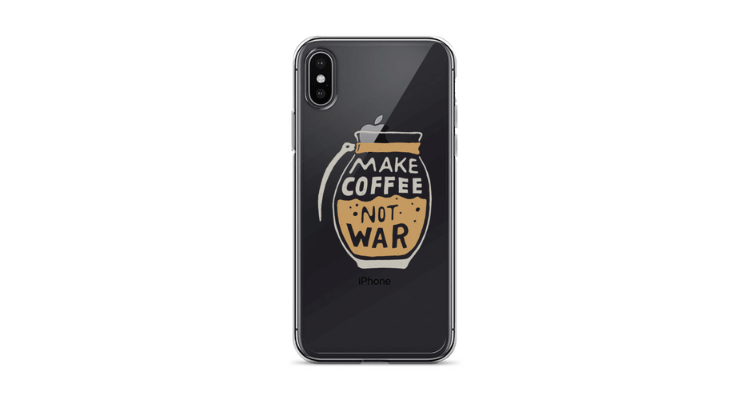 Coffee Not War