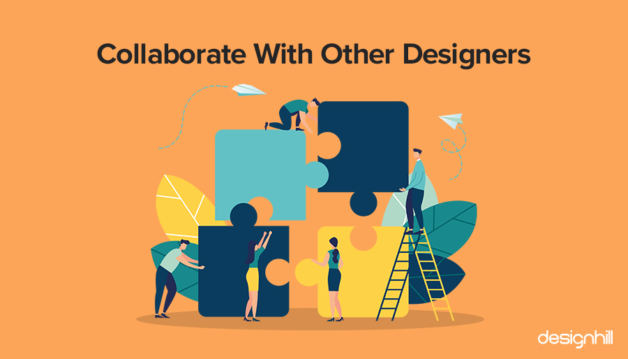 Collaborate With Other Designers