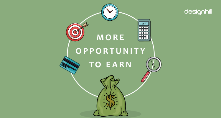 More Opportunity To Earn