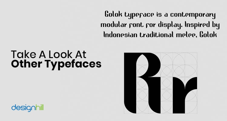 Take A Look At Other Typefaces