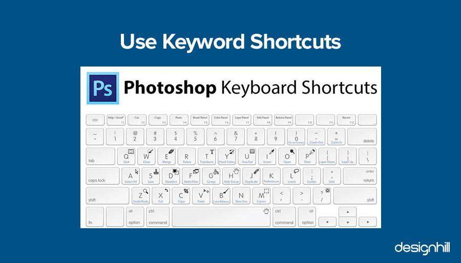 Use Keyword Shortcuts