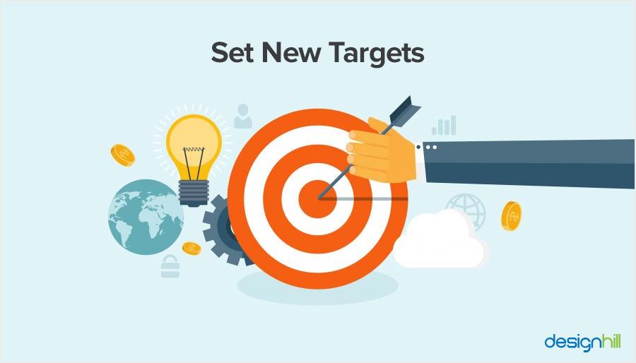 Set New Targets