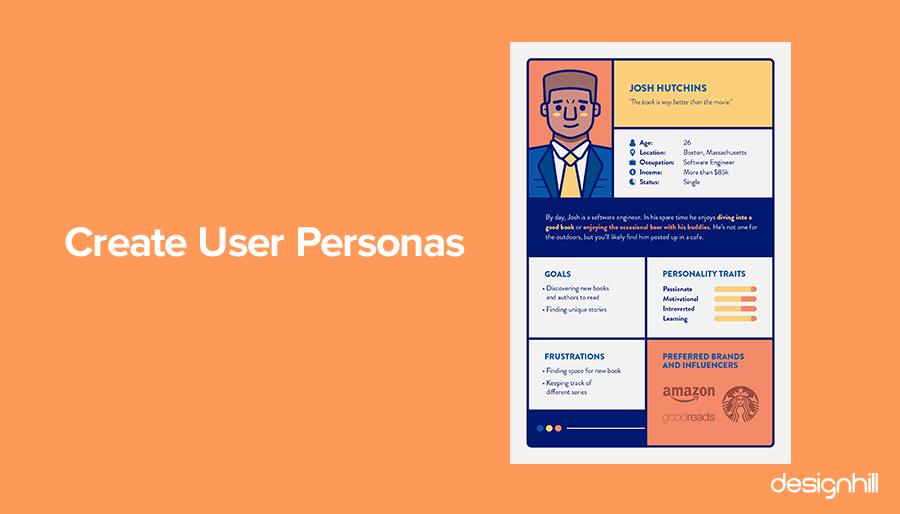 Create User Personas