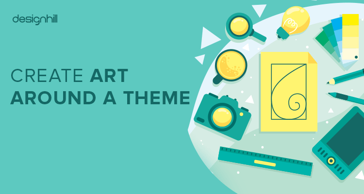 Create Art Around A Theme