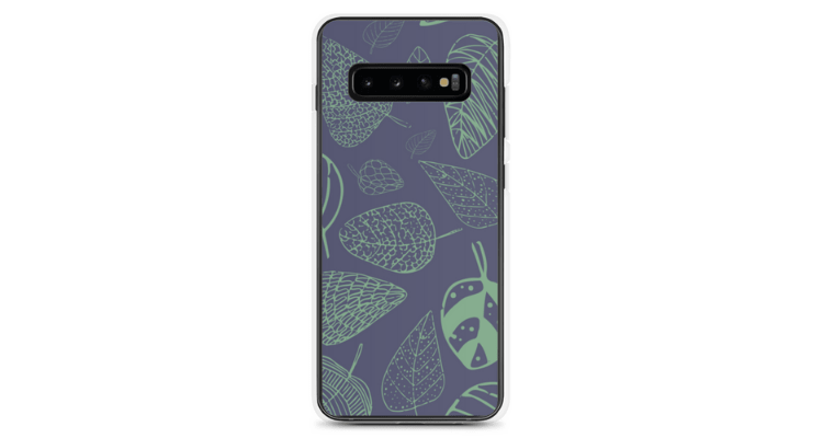 Leaves Pattern Case