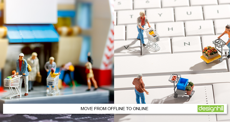 Move From Offline To Online