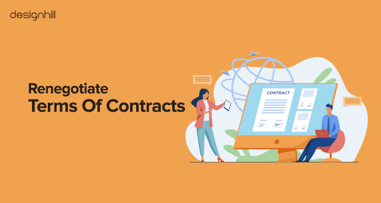 Renegotiate Terms Of Contracts