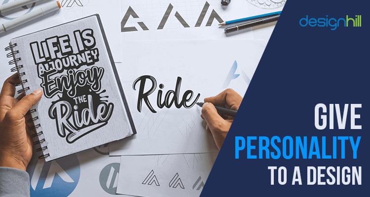 Give Personality To A Design