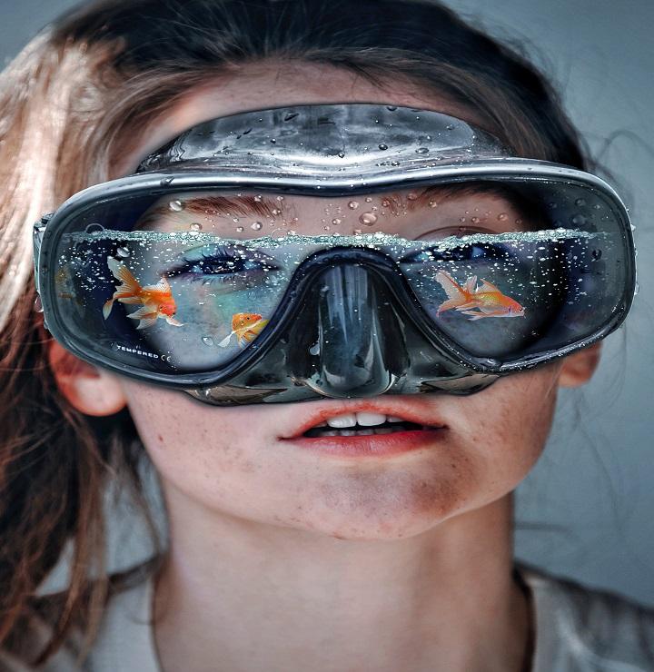 watergoggles