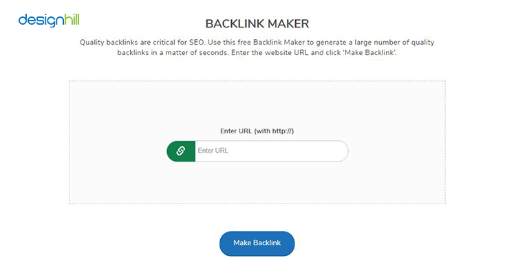 Backlink Maker Tool