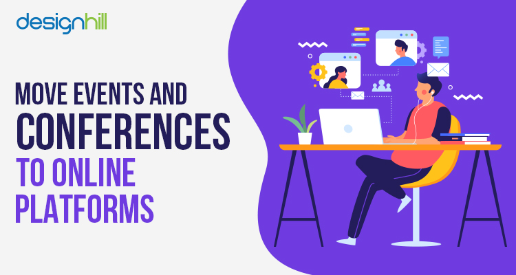 Move Events & Conferences To Online Platforms