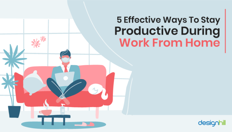 Stay Productive During Work From Home