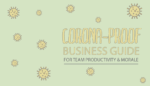 Corona proof Business Guide