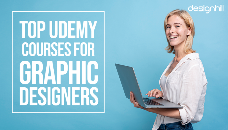 Top Udemy Courses For Graphic Designers