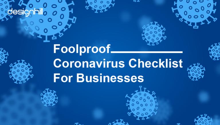 Coronavirus Checklist For Businesses