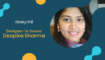 Designer-in-house- Deepika Sharma