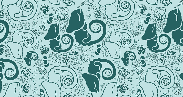 Olga Pattern Design