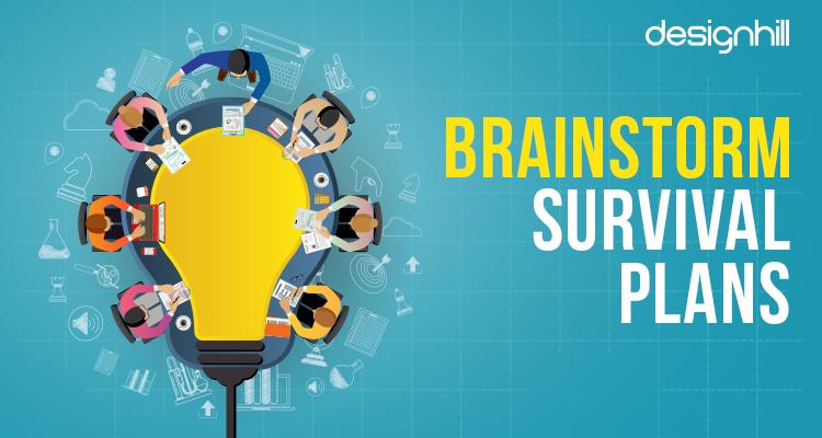 Brainstorm Business Survival Plans