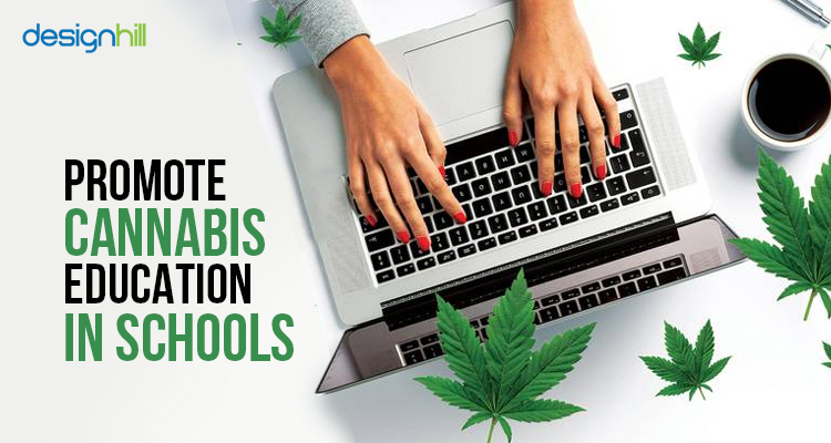 Promote Cannabis Education