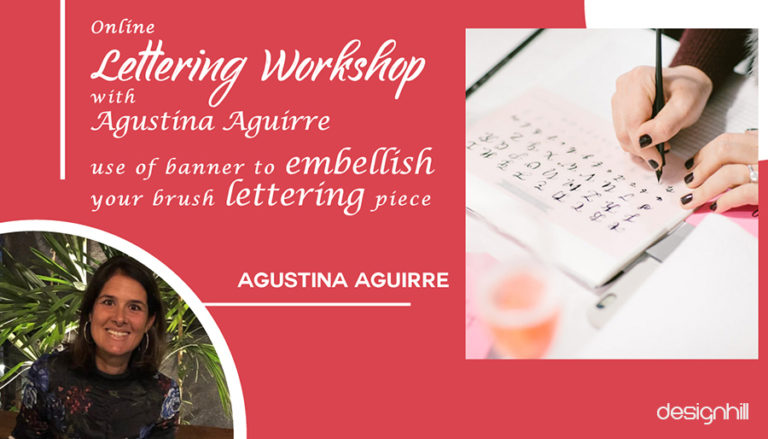 Use Of Banners To Embellish Your Brush Lettering