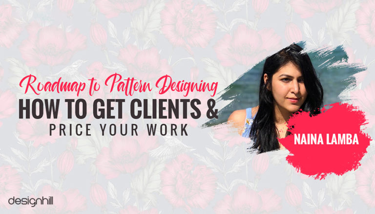 Roadmap To Pattern Designing - How To Get Clients And Price Your Work