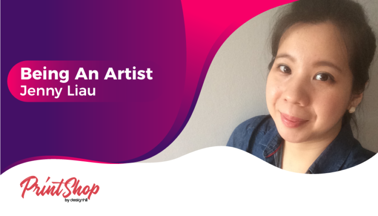 Being An Artist - Jenny Liau
