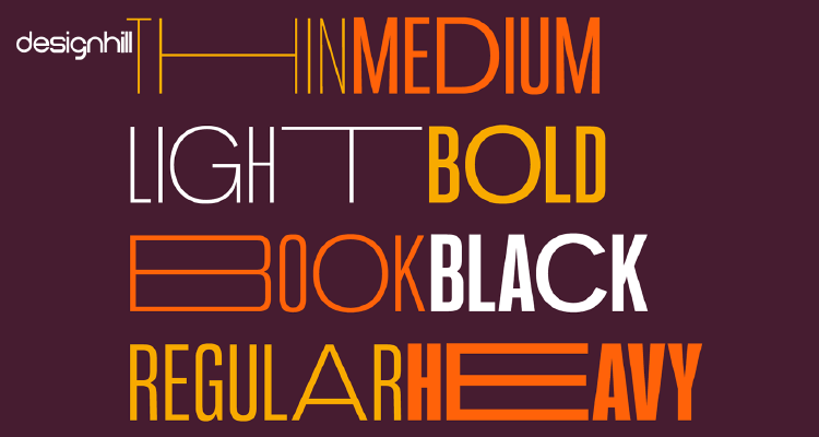 Avoid Stretching Typefaces