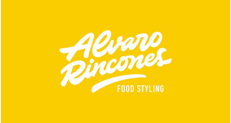 Alvaro Rincones Lettering Art Final Logo